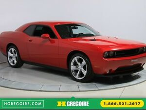 2013 Dodge Challenger R/T CUIR NAVIGATION MAGS CHROME
