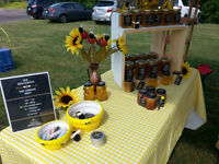 Honey Vendor Available for Events