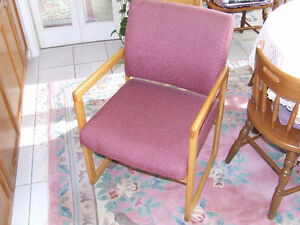 Nice Quality Wood & Material Chairs London Ontario image 3