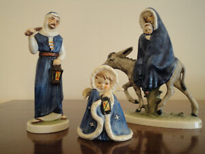 Goebel Flight Into Egypt Figures