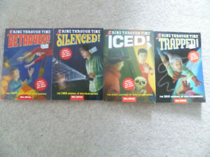 Crime Through Time Books 4 in good used condition