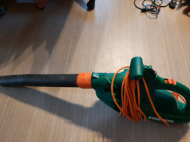Leaf blower - Made in England