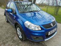 Suzuki SX4 1.6 ( 120ps ) SZ4 17200 MILES ONE OWNER FULL SERVICE HISTORY