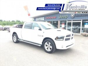 2015 Ram 1500 Sport  LEATHER - A/T MUD TIRES - LOOK!