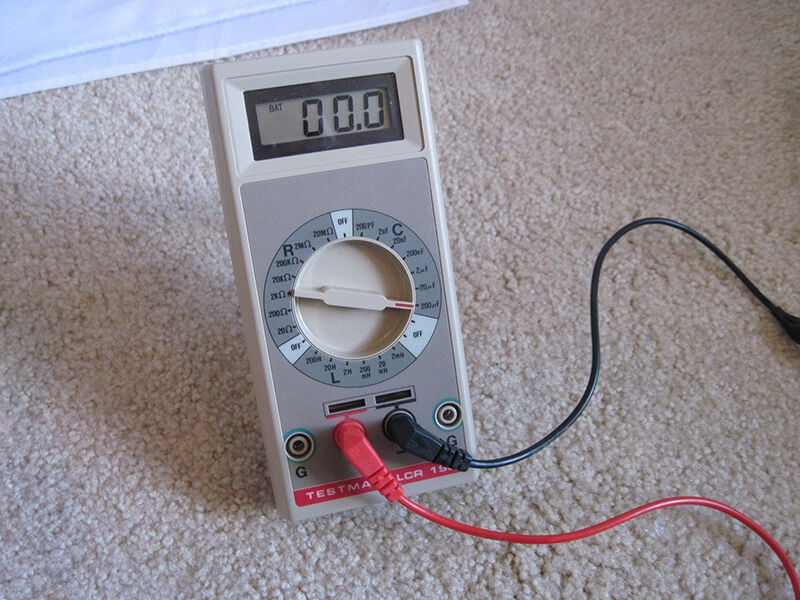 Using An Lcr Meter : How to use a lcr meter ebay