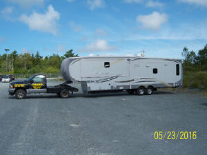 TRAILER AND RV TOWING