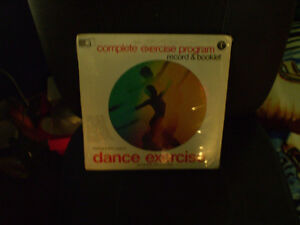 barbara ann auer s dance exercise/complete volume one 33 tour Lp