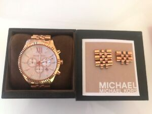 Montre Michael Kors rose gold