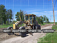 Get GRADER & SKIDSTEER trained/ticketed for winter snow removal!