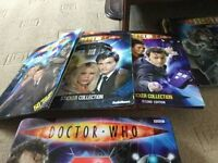 Doctor Dr Who dvd's books games annual battles in time plus more sell £60 or swap what have you