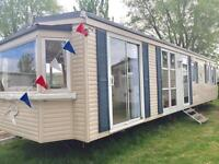 Static Caravan Nr Clacton-on-Sea Essex 2 Bedrooms 6 Berth Atlas Solitaire Super