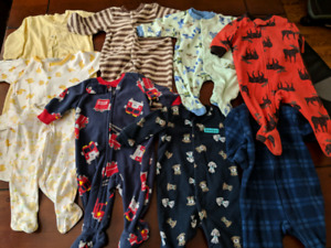 0-6months boys clothes plus other things