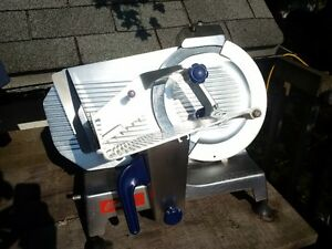 "12"" Commercial Meat Slicer"