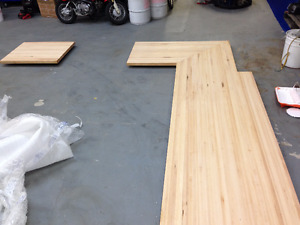 Hardwood Maple Countertops