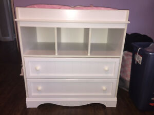Baby change table good condition