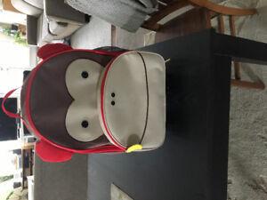 Skip Hop suitcase