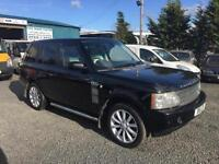 Land Rover Range Rover 3.0 Td6 auto 2006 Vogue fully loaded