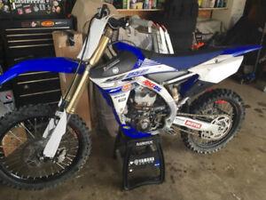 Yamaha yz250f 2016 à vendre