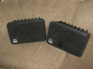Pair of Peavey Impulse II Monitor Speakers