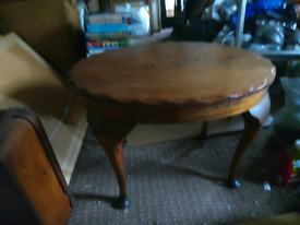 REDUCED - 1930s vintage coffee table
