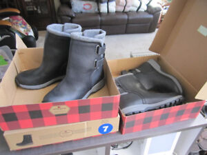Womens Winter Boots, Woolrich - 6, 7, 8, 9 , BNIB. -REDUCED, $29