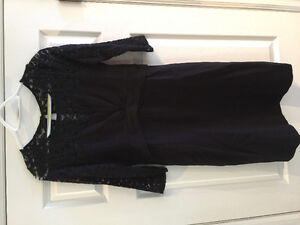 Maternity 'little black dress'