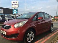 2012 Kia Venga 1.6 Auto 5 Door, 2019 Kia Warranty, Low Mileage, Lovely Condition