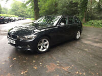 £223.01 PER MONTH 2014 BMW 318 2.0 SE DIESEL MANUAL WITH NAV
