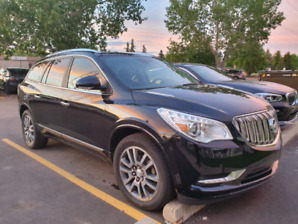 Selling my 2014 Buick enclave
