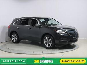 2016 Acura MDX SH-AWD A/C CUIR TOIT MAGS BLUETOOTH 7PASSAGERS