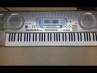 Casio keyboard wk-3000