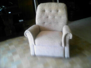 Free chair, weights and curl bar and other free items