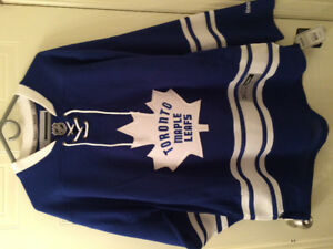 New Toronto maple leafs jersey