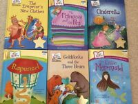 Early reader fairy tale books