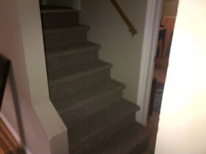 CARPET YOUR STAIRS!! Kitchener / Waterloo Kitchener Area image 1