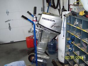 honda outboard Kawartha Lakes Peterborough Area image 1