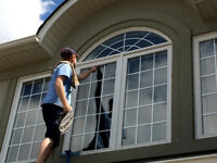 Window and Eaves Cleaning