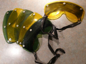 Bausch & Lomb Ski Goggles/Lens