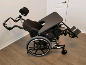 NEW TILT WHEELCHAIR with two 2 Professinal Cushion medical seat
