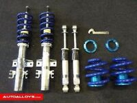 Coilovers for VW GOLF mk5 / mk6 , Audi A3 / A4 , SEAT LEON, EXEO