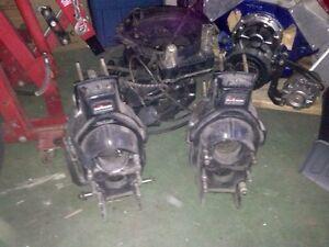 Gimbal  moteur  572   Tete big block