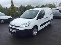 2013 CITROEN BERLINGO PARTNER 625 ENTERPRISE L1 HDI 3 SEATER