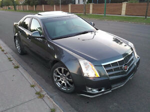 2009 Cadillac CTS AWD Warranty 3.6L 304hp Auto Performance 86k