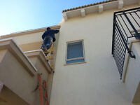 Fully Insured | Window Cleaning & Pressure washing | Painting