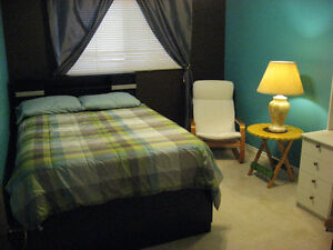 Furnished Bedroom for Professional Female Available Immediately