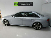 Audi A4 2.0TDI 170 quattro Black Edition 4x4 BUY FOR ONLY £55 A WEEK *FINANCE*