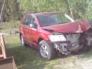 2010 dodge journey parting out