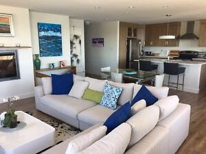 Amazing 2 bedroom apartment with water view
