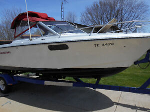 22ft 1981 Starcraft Boat Windsor Region Ontario image 1