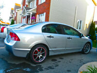 2008 Honda Civic DX-A Berline